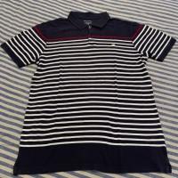 Banana Republic - stripes polo shirt