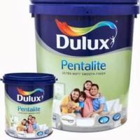 Dulux Pentalite Lakestone 20L Pail Can Cat Tembok interior Dulux
