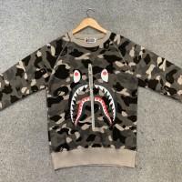Bape Black Shark Sweater