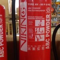 APAR / FIRE EXTINGUISHER 6 kg ABC VIKING AV 60P Dry Chemical Powder