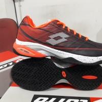 Sepatu tenis lotto bonus kaos kaki