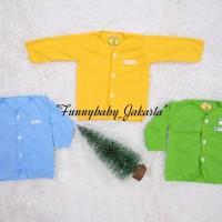 baju bayi panjang katun murah kualitas premiun