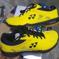 Sepatu Badminton Yonex Shb 65 X2 / Shb 65 x men 2 Yellow Original