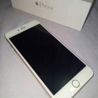 iphone 6s plus white 128GB