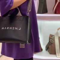 Tas marhen J ori from korea cindy black bag