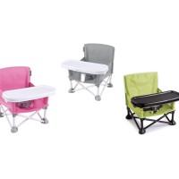 SUMMER infant Pop n sit portable booster seat (kursi makan lipat bayi)