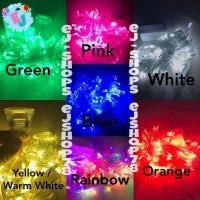 Lampu Tumblr / Tumblr Lamp / Lampu Natal Led / Lampu Hias Led - Green