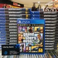 PS4 GTA V / GTAV Premium Online Edition (Reg ALL/1/USA)