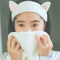 Bando cuci muka facial headband bandana masker