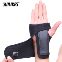 1676 AOLIKES WRIST RECOVERY WRAP SUPPORT BAND STRAP SARUNG TANGAN