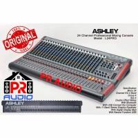 Mixer Audio ASHLEY L24PRO / L24 PRO(24 Channel) ORIGINAL, Best Seller!