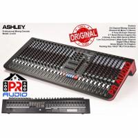 Mixer Audio ASHLEY LIVE24 / LIVE 24 (24 Channel) ORIGINAL,Best Seller!
