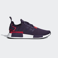 ADIDAS NMD R1 COLOR BLOCK PURPLE RED