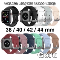 Strap Apple watch iwatch series 5 4 3 2 1 Carbon rubber 38 40 42 44 mm