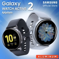 SEIN resmi Samsung Galaxy Watch Active 2 44mm Aluminium Black Hitam