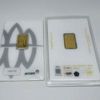 Logam Mulia antam 3 gram sertifikat - press