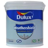 Dulux Weathershield Putty 3,5kg Gallon Dempul cat exterior