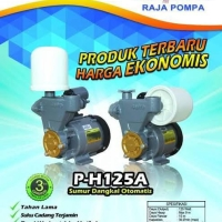 Pompa Air Automatis Sanyo Tipe PH 125 A