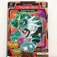Thunder Bolt - Animal Kaiser Evolution - Hologram Original