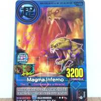 Magma Inferno - Animal Kaiser Evolution - Hologram Original