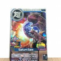 Saturn Saw - Animal Kaiser Evolution - Hologram Original