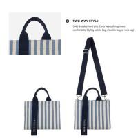 Marhen J Canvas Bag Ocean Blue Asli Korea