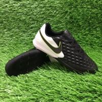 Sepatu Futsal Nike Tiempo Legend VIII Elite Black / White