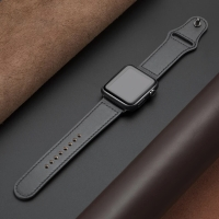 STRAP JAM KULIT LEATHER BAND APPLE WATCH IWATCH 1 2 3 4 5 42MM 44MM