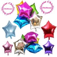 Balon foil star bintang 5 inch 12 cm balloon karakter birthday party