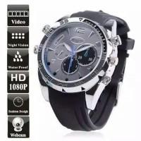 Spy jam tangan infrared Full HD/Kamera Pengintai Jam Tangan