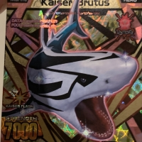 Kaiser Brutus animal kaiser card original