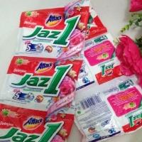 Attack Jaz 1 Semerbak Cinta eceran @1000 ( 1 renceng isi 6 sachet )