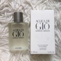 Aqua Di Gio Giorgio Armani