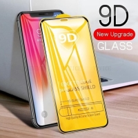 TEMPERED GLASS SAMSUNG A8 2018 FULL SCREEN COVER ANTI GORES KACA