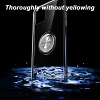 IPHONE 11 PRO 5.8 ULTRA THIN I-RING SOFT CASE MAGNETIC SOFTCASE CASING