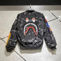 Bomber bape shark blackarmy