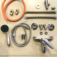 acesories water heater untuk ariston, modena, rinnai ( paket 3)