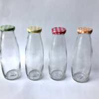 Botol susu kaca / milk bottle 500ml