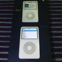 Ipod classic 80 gb gen 5,5 ada boxnya