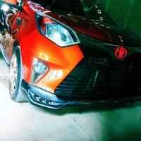 Bodykit bamper mobil Toyota calya/ Daihatsu Sigra