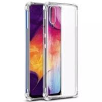 Anti Crack Fuze Hard Case Mika Samsung A7 2018