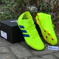 Sepatu Bola Adidas Nemeziz 18.3 FG Solar Yellow BB9438 Original BNIB