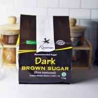Ricoman Dark Brown Sugar 1 Kg
