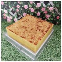 Kue Lapis legit keju khas bangka 20x20cm