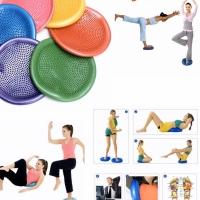 PANACHE Yoga Massage Cushion Reshape Balance Body Pad Alat Yoga Sport