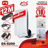 Antenna Antena TV Digital PX Indoor Outdoor DA-5200