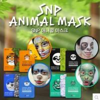 SNP ANIMAL MASK - MASKER WAJAH KOREA / FACIAL MASK ANIMAL