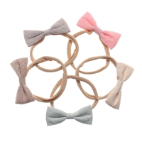 Bandana bayi bando bayi bowpolka headband baby newborn bandana baby
