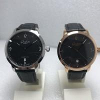Jam tangan pria antik klasik dari GLASHUTTE JERMAN