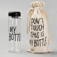 My Bottle / Infused Water / Botol Minuman Bahan Plastik PC